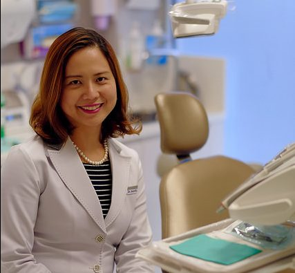 Principal Dentist Dr Lee at our Burwood Office